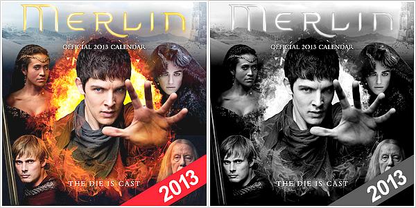 . Découvrez le calendrier officiel de Merlin, année 2013 → pré-commander .