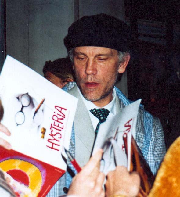 John Malkovich, Paris, September 26th 2002