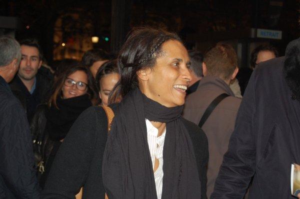 Karine Silla, Paris, le 7 novembre 2011