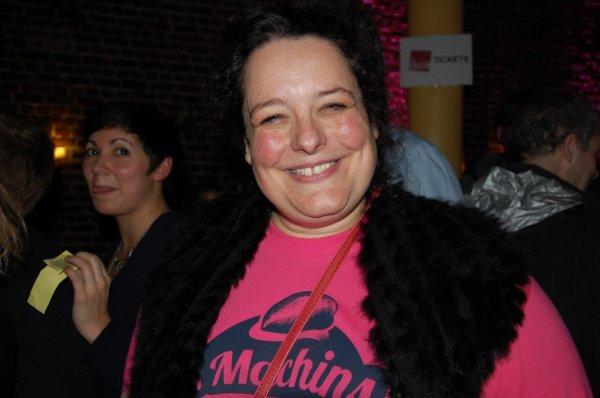Isabelle De Hertogh , Bruxelles, le 1er février 2013