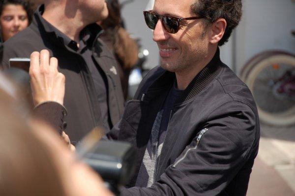 Gad Elmaleh, Cannes, mai 2012