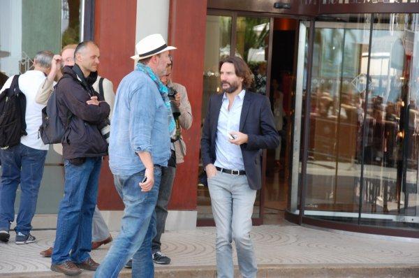 Frédéric Beigbeder, Cannes, mai 2012