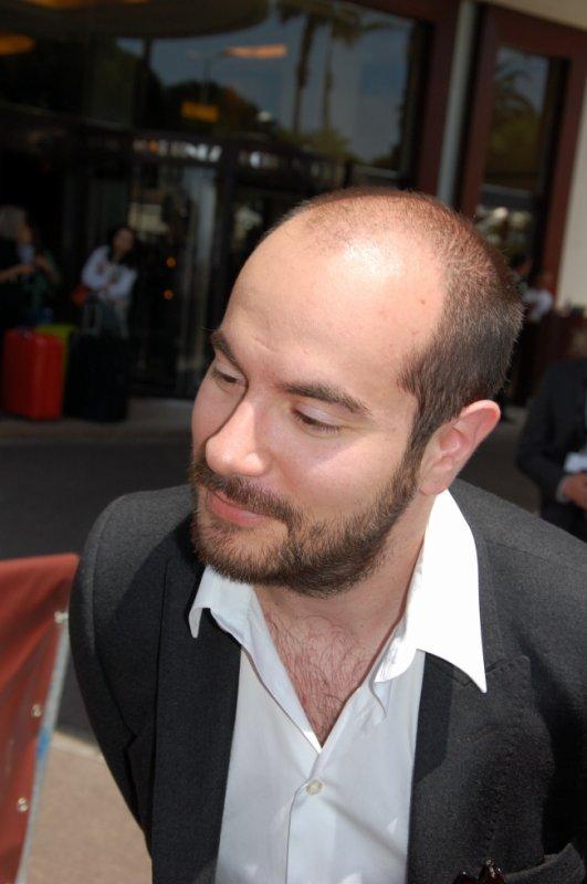 Kyan Khojandi, Cannes, mai 2012