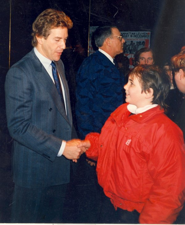 Will Tura, Manhattan Leuven 198?