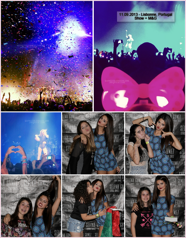 Stars Dance Tour continu