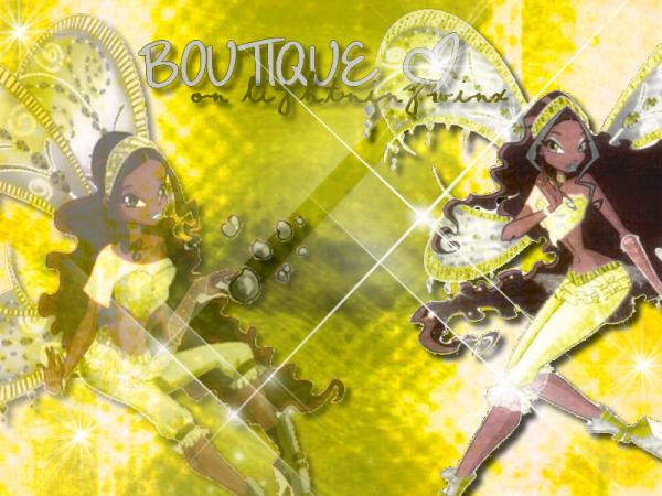 ~ Boutique ♥