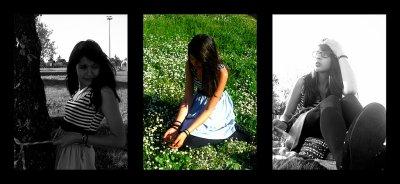 """Voici les 2 photos qui m'ont fait gagner le concours photo des lycéens 2010. (le thème de cette année étant """" La vie lycéenne"""" )"""