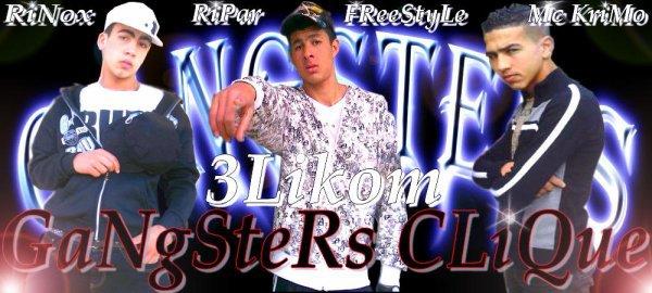 Mc KriMo & RiNox & RiPar - FreeStyle | 3Likom