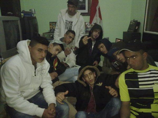 GangSter CliQue Feat Droub Rap