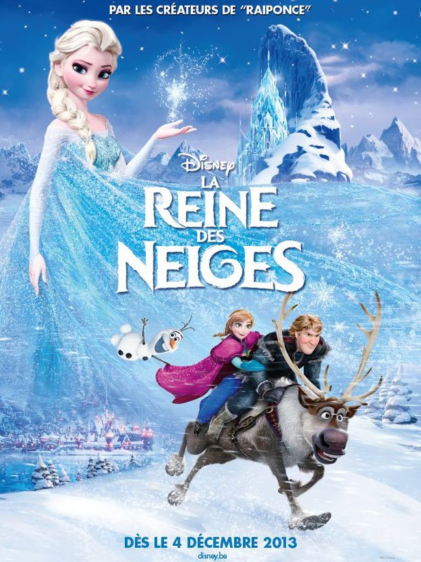 La reine des neiges (Disney, 2O13)