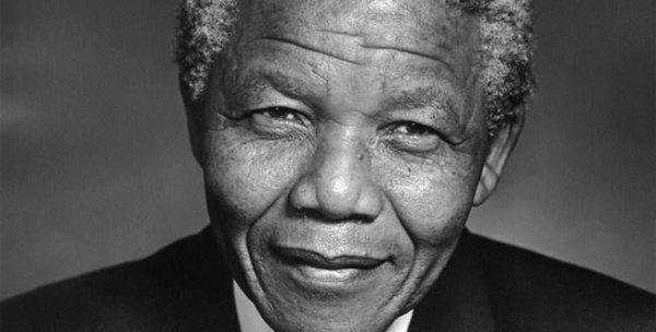 . Nelson Mandela....