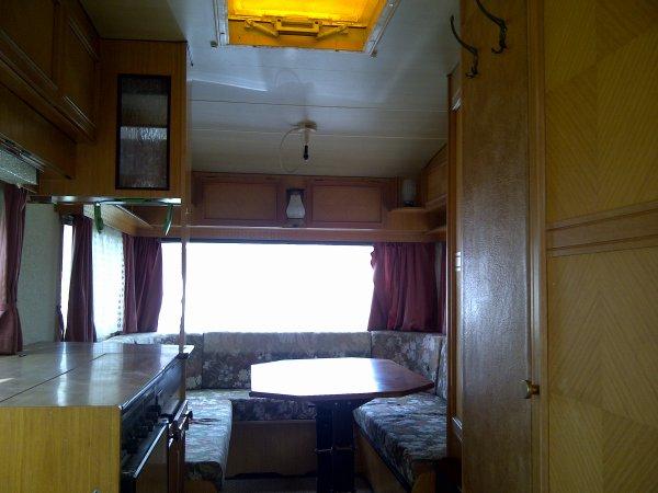 Caravane Tabbert Comtesse 531 de 1979