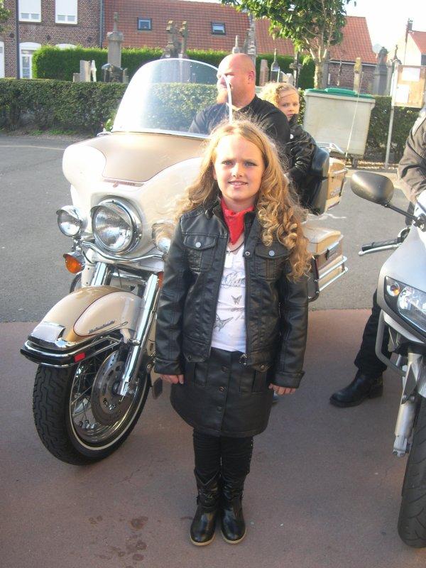 Miss Lady's Biker