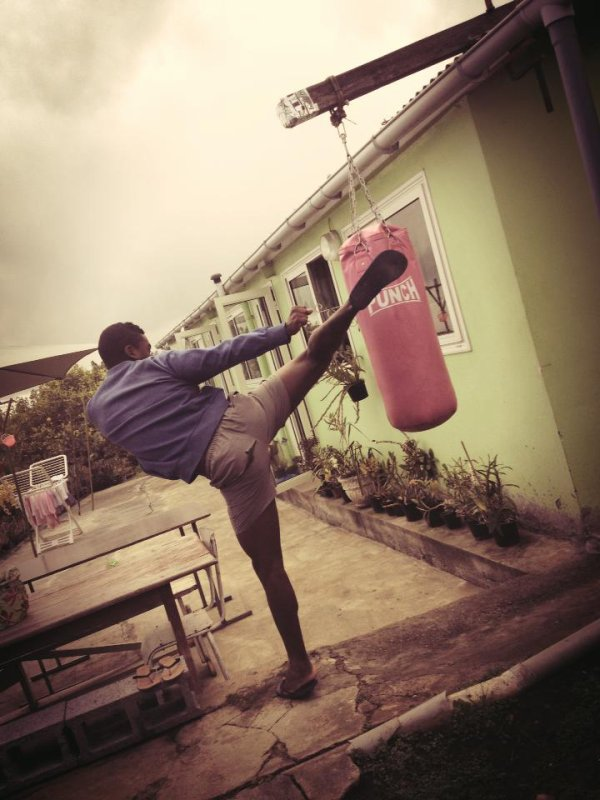 <3 Kick Boxing & K-1 <3