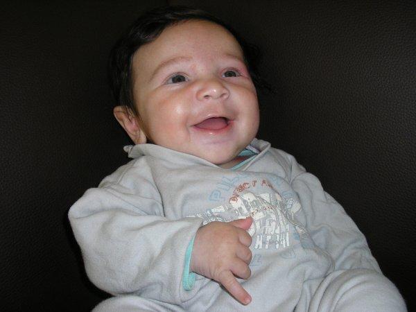 Mon Fils Ismael Kan il été petit