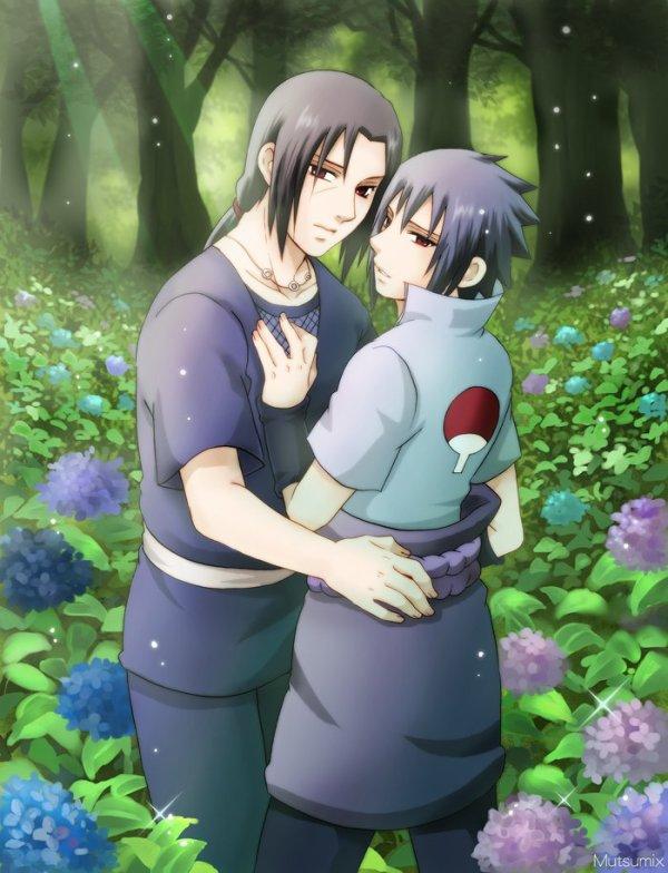 ♥ itachi et sasuké ♥
