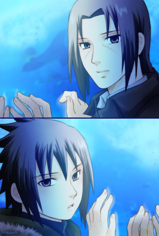♥ sasuké et itachi ♥