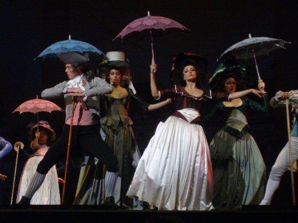 Mozart opera rock au zenith de rouen le 6 mai 2011