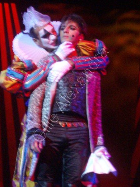 mozart opera rock au zenith de rouen le 7mai 2011