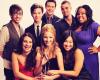 Artie Abrams, Kurt Hummel,  Finn Hudson, Noah « Puck » Puckerman,  Mercedes Jones, Rachel Berry, Quinn Fabray,  Tina Cohen-Chang