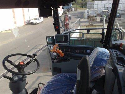 Quand on est allé chercher la BH 900 (toute neuve 12 heures moteur) à Quimper (29)