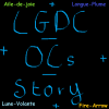 1ère fiction, LGDC-OCs-story