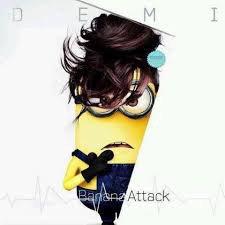 Demi Lovato (Mimion )(moi moche et méchant 2)