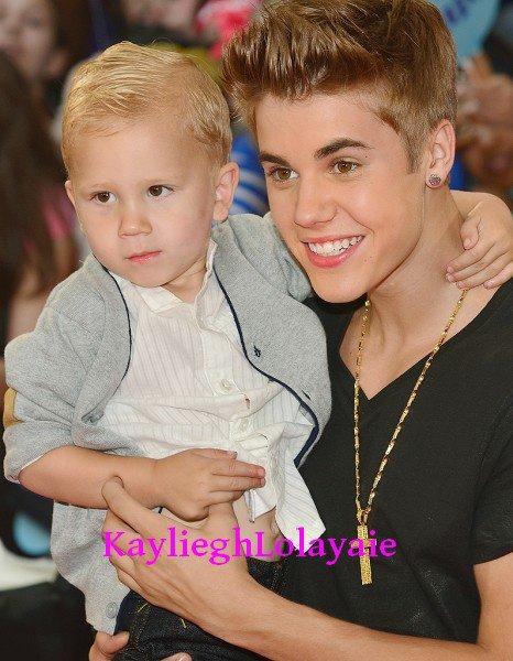 Jaxon et Justin