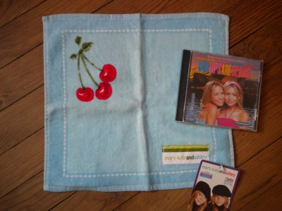 Serviette + CD