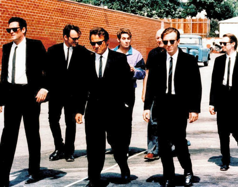 RESERVOIR DOGS  1992 ♥