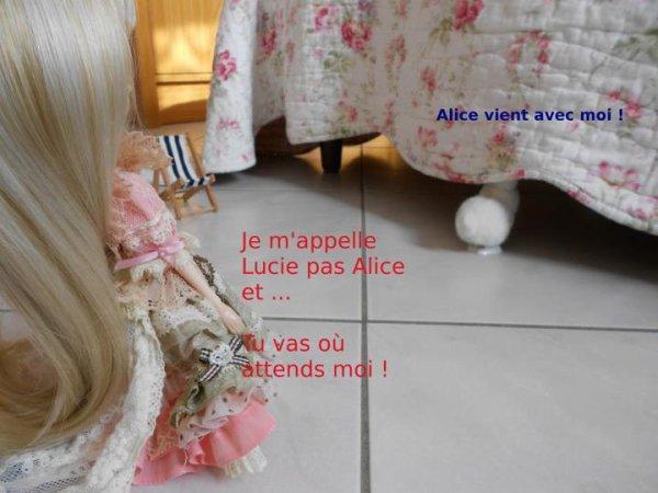 ♥ Lucie aux Pays des Merveilles ! ♥