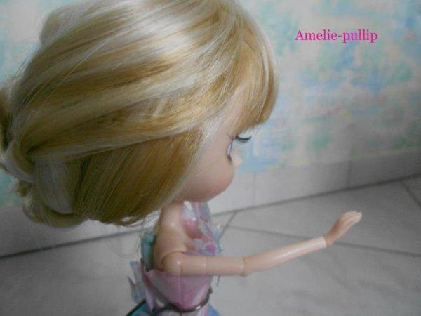 ♥ Séance photos Lucie et les peluches ♥
