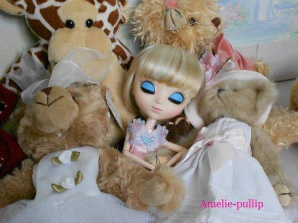 ♥ Séance photos Lucie et les peluches, la suite ♥