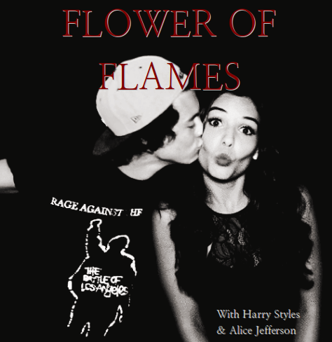 Fiction Flower Of Flames