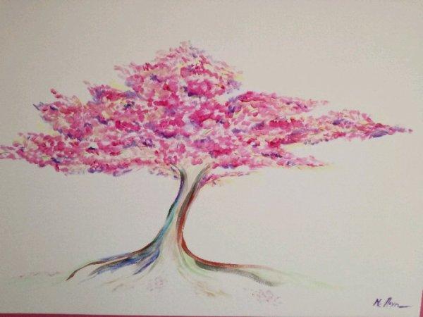 Mon arbre de paix