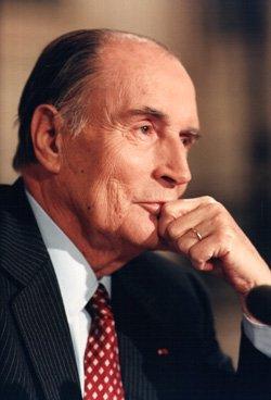 Anniversaire de la mort de François Mitterrand