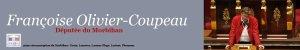 Mercredi 4 mai- Décès de Françoise Olivier-Coupeau, députée du Morbihan