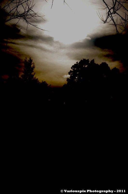 La Tombée de la Nuit