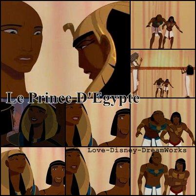 Fiche film : Le Prince d'Egypte