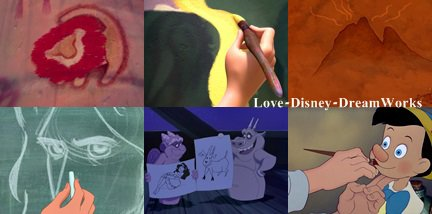 Zoom on... Disney's artists
