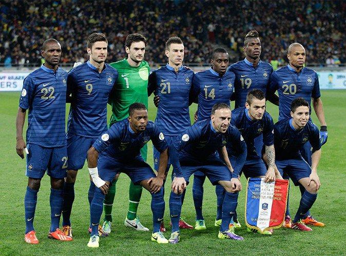 France éliminer en 1/4 de final