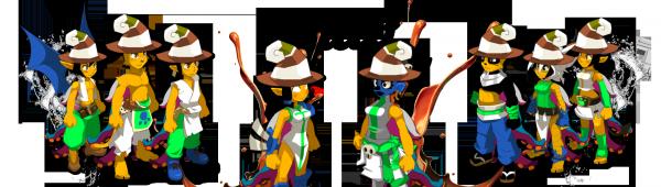 """Présentation de la """"Kudo's Team"""" évoluant sur le serveur Silouate"""