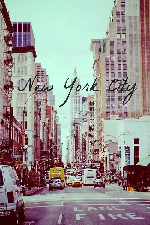 #New York City