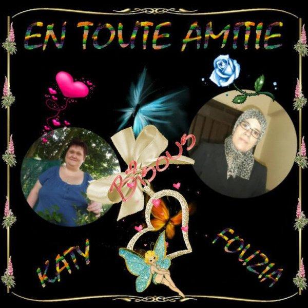 Pour Toi Mon Amie Ma S½ur Katy