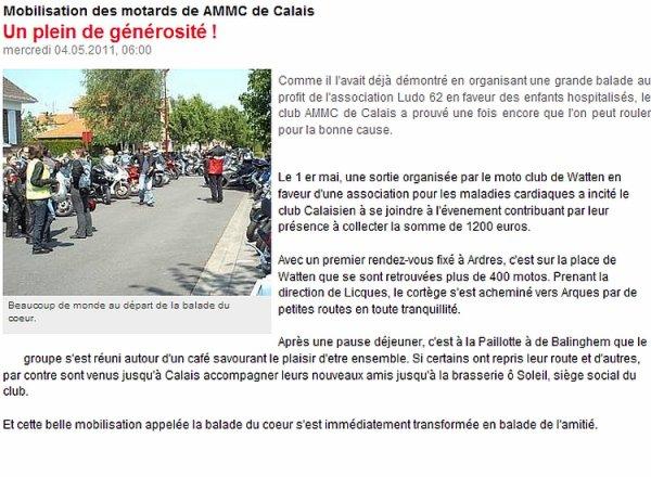 ENCORE UN ARTICLE DE CHOC