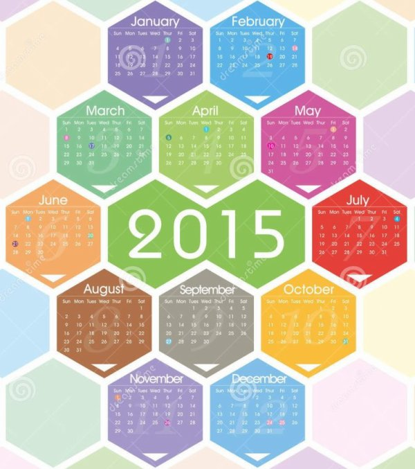 PLANNING PREVISIONNEL 2015