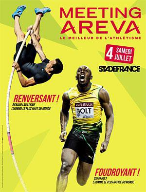 LE MEETING AREVA - STADE DE FRANCE - SAINT-DENIS (93)
