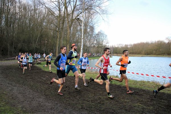 COURSE 02 - DEMIE FINALE HAUTS DE FRANCE DE CROSS LONG - AUBY - 10000 METRES