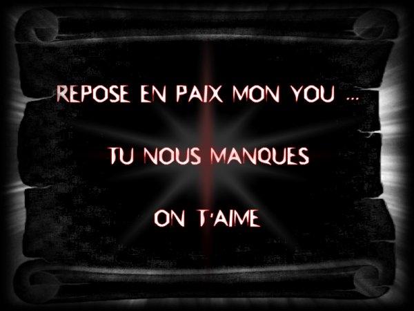 L'ECLOSION / A Youssef ... 2 Ans deja (2010)