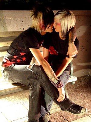 emo lovers mmm hot